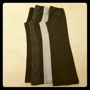 🥂 5/$25   Lot of 5 dress pants